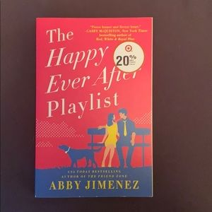 """""""The Happy Ever After Playlist"""" novel"""